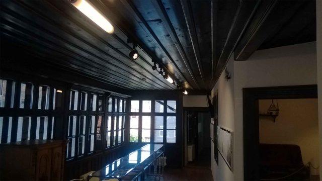 Unutrasnja-led-rasveta-muzej-Beograd