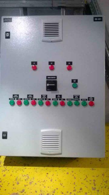 elektro razvodni orman sa signalizacijom